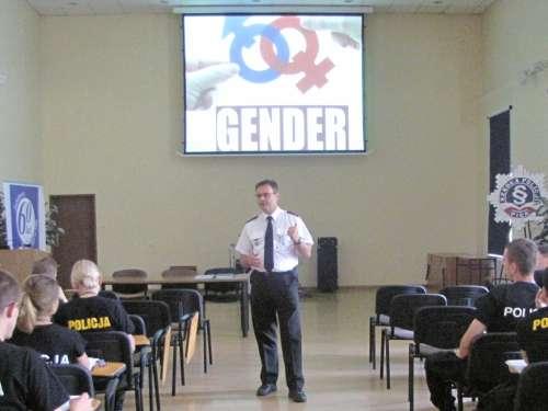 o_ gender_wyklad_otwarty_w_Szkole_Policji_w_Pile